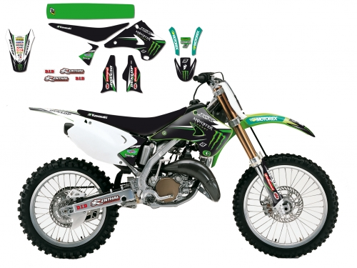 kit deco replica energy kawasaki racing team 125 250 kx 2003 2008 crossmoto fr 09 09 2017