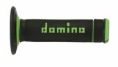 poignée domino off rod  x treme  noir/vert revetements
