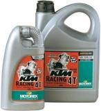 huile moteur 4 T MOTOREX  KTM RAGING  20W60 huiles moteur 4 T