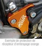 protection recepteur d embrayage 400 450 525 EXC  2000-2007 protections recepteur emb