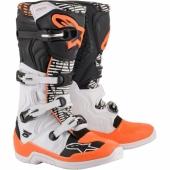 bottes alpinestard tech 1 NOIR /JAUNE bottes