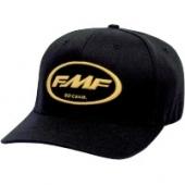 casquette fmf noir/jaune casquettes