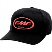 casquette fmf noir/rouge casquettes