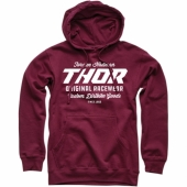 SWEAT THOR POLAIRE S7 PULL DAZZ ROUGE sweatshirt
