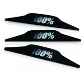 bavette kit 100 % racer accessoires lunettes