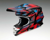 Casque cross SHOEI VFX Maelstrom TC1 casques