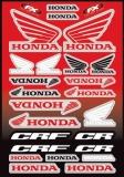 Planche de stickers Honda FX planche auto collants