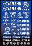 Planche stickers YAMAHA planche auto collants