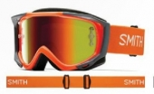 Lunettes Smith Fuel V2 Sweat XM ORANGE lunettes