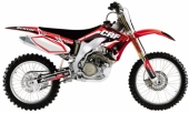 kit deco complet flu desings TS1 450 CRF  2002-2004 kit deco