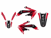 kit deco complet flu desings TS1 450 CRF-X  2005-2013 kit deco