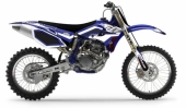 kit deco complet flu desings TS1   250 YZ-F  2003-2005 kit deco