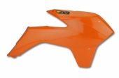 KIT OUIES RADIATEUR POWERFLOW ORANGE KTM 125 a 525 SX/SX-F 2013-2015 ouies radiateur powerflow cycra