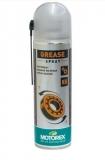 Graisse  Spray  motorex 500Ml nettoyage et entretien