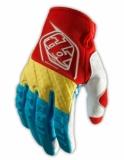 GANTS ENFANT TLD GP  BLUE YELLOW gants kids