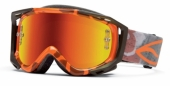 Lunettes Smith Fuel V.2 Sweat-X Orange Duck Camo lunettes