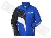 Blouson YAMAHA Paddock bleu 2016 Homme paddock yamaha