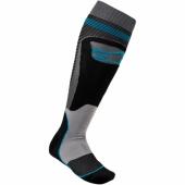 chaussettes alpinestars TECH COOLMAX NOIR jambieres chaussettes