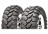 PNEUS ARRIERE MAXXIS CEROS RADIAL MU08  taille  25X10R12 pneus  quad maxxis