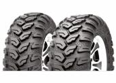 PNEUS ARRIERE MAXXIS CEROS RADIAL MU08 taille 25X11R14 pneus  quad maxxis