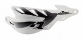 Protèges-Mains Intégraux Raptor Racetech Blanc  protege main