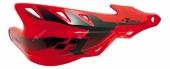 Protèges-Mains Intégraux Raptor Racetech Rouge  protege main