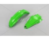 KIT GARDE BOUE UFO 250 KX-F  2009-2012 kit garde boue ufo av et ar