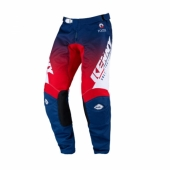 Pantalon KENNY Track  MARINE/CYAN/ORANGE FLUO 2017 maillot pantalon kids