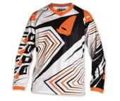 Maillot Ufo Iconic Kid Orange/Blanc 2015 maillot pantalon kids