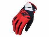 Gants UFO Revolt junior noir/orange 2017 gants kids