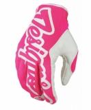 Gants Troy Lee Designs SE PRO Fluo Rose gants