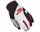 GANTS FIRST LITE BLANC/NOIR 2017 gants