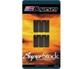 CLAPETS BOYSEN SUPER STOCK RED 80 RM  1989-1990 clapets boysen