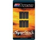 CLAPETS BOYSEN SUPER STOCK RED 250 RM  1996-1997 clapets boysen