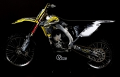 KIT DECO 2D RACING TRASH  80 RM 1986-1999