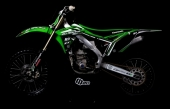 KIT DECO 2D RACING LOU 450 KLX 2008-2012 kit deco