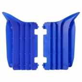 Cache Radiateur Polisport Bleu Yamaha 450 YZ-F 2010-2013 cache radiateur