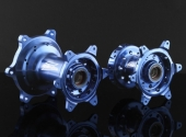 MOYEUX ROUE ARRIERE ZETA BLEU 450 WR-F 2002-2015 moyeux de roue