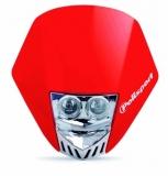 Plaque Phare Polisport Hmx Led rouge plaques phare