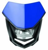Plaque Phare Polisport Halo BLEU plaques phare