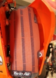 Filet De Protection De Radiateur Twin Air KTM 150 SX 2009-2015 filets protection de radiateur