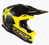 CASQUE JUST1  J32 Rockstar noir mat casques