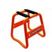 Stand Crosspro Grand-Prix Alu Orange leve motos