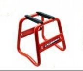 Stand Crosspro Grand-Prix Alu ROUGE leve motos