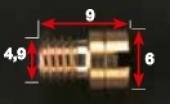 GICLEURS PRINCIPAUX MIKUNI MKD DE 130 A 177.5 gicleurs mikuni