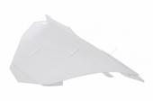 Cache De Boite À Air Racetech Blanc Husqvarna 85 TC 2014-2015 plastiques racetech