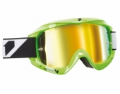 LUNETTE FIRST RACING CHROMATIK VERT/FLUO lunettes
