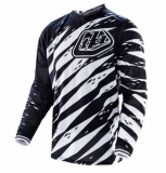Maillot Troy Lee Designs GP Air Vert Blanc Noir maillots pantalons
