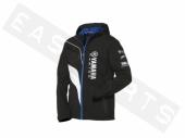 Coupe-vent YAMAHA Paddock noir/ bleu 2016 Homme paddock yamaha