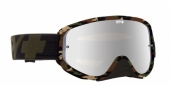 LUNETTES SPY Woot Race Kaki Fatigue noir écran AFC miroir rouge lunettes
